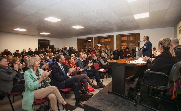 Revilla afirma que Javier López Estrada será el alcalde de Torrelavega