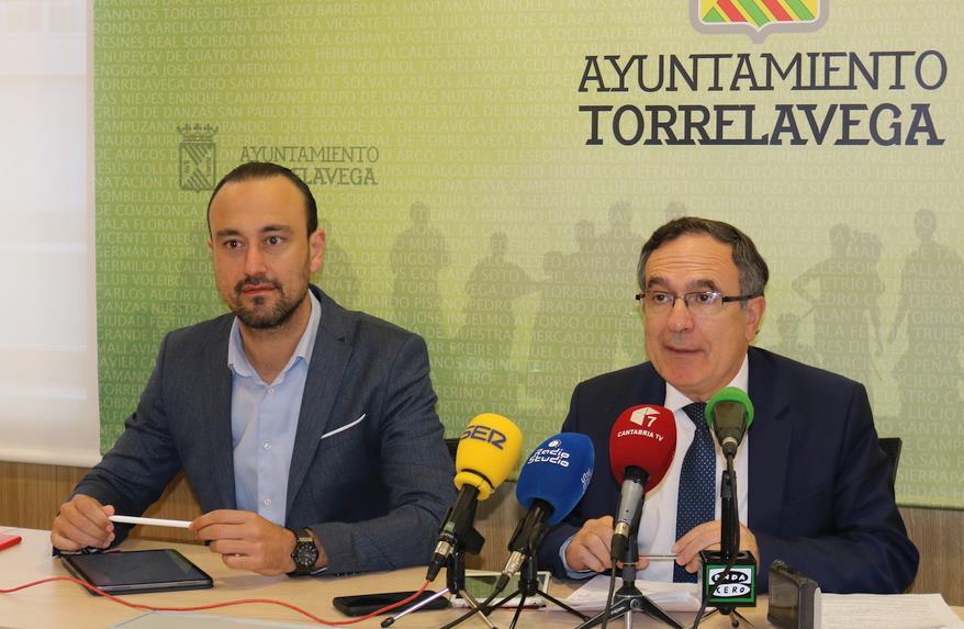 Torrelavega recupera el servicio municipal de recogida de residuos - Foto: Javier López Estrada y José Manuel Cruz Viadero