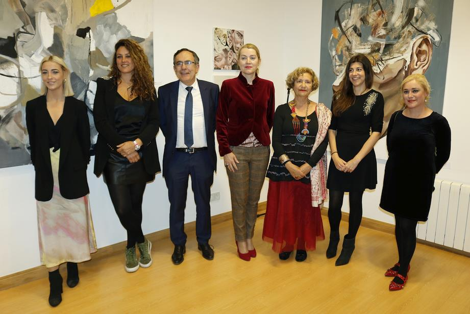 """Inaugurada la exposición """"Only Women"""", que se puede visitar en el CNFoto hasta el 31 de marzo"""