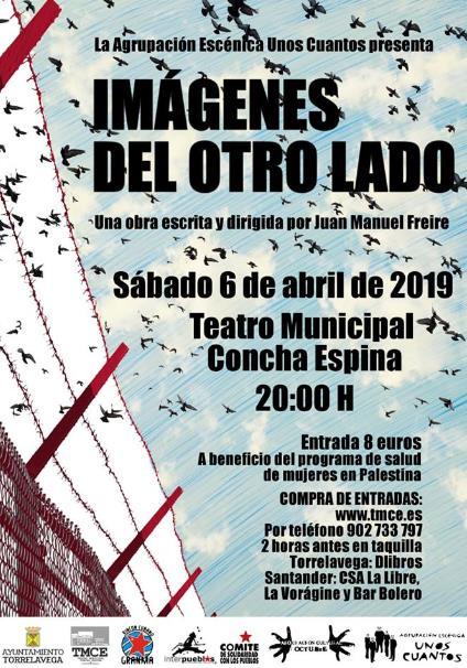 """El TMCE acogerá la obra """"Imágenes del otro lado"""", de Juan Manuel Freire"""