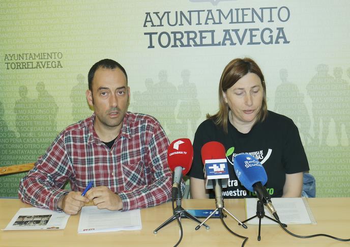 Alejandro Pérez y Aurora Morante (ACPT)