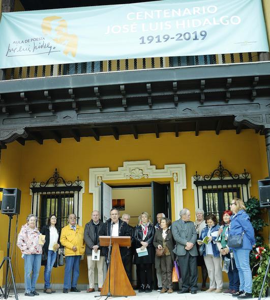 El CNFoto acoge un homenaje a José Luis Hidalgo durante el Día del Libro