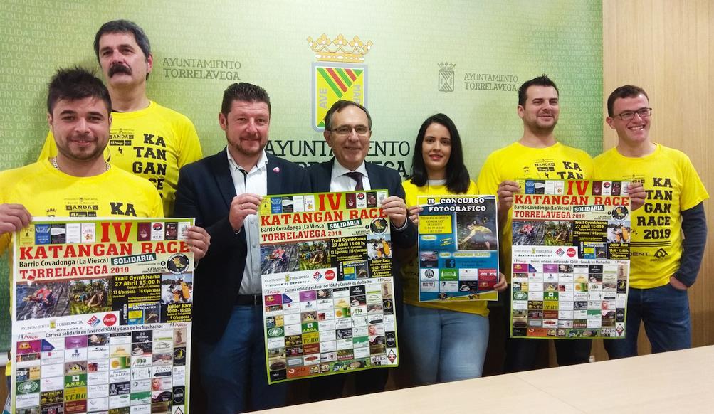 Presentada la IV edición de la Katangan Race que se celebrará el 27 de abril en La Viesca