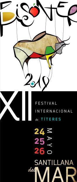 """Santillana del Mar acoge la XII edición del Festival Internacional de Títeres """"BISONTERE"""""""