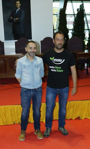 Por ACPT: Iván Martínez; Alejandro Pérez