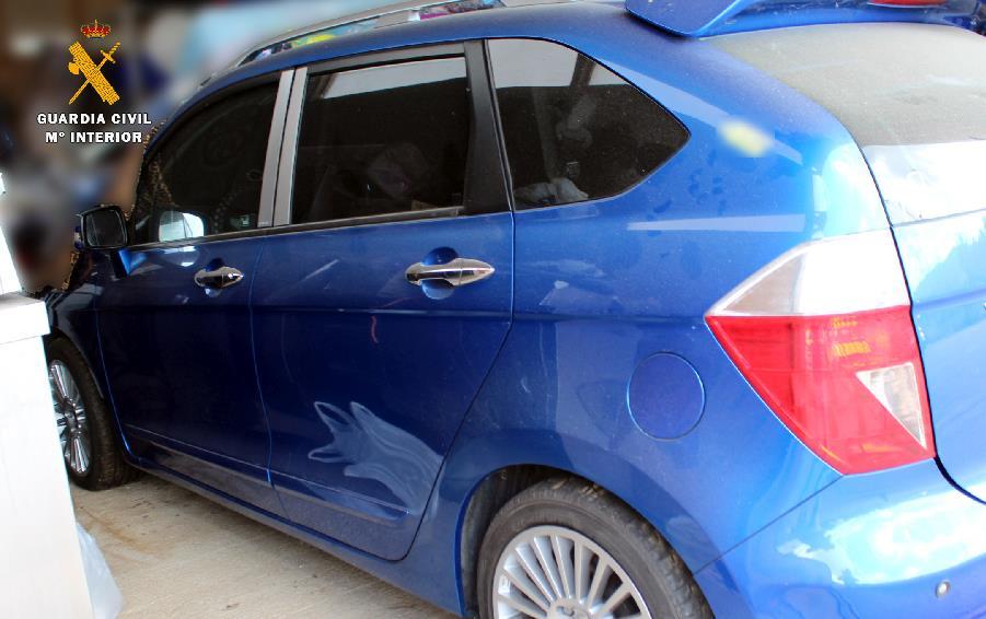 La Guardia Civil esclarece fraudes a la Seguridad Social relacionados con la venta de vehículos embargados