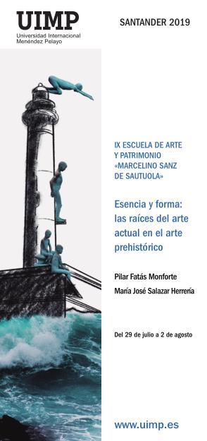 Altamira, el arte prehistórico y sus influencias en el arte actual, en los cursos de la UIMP