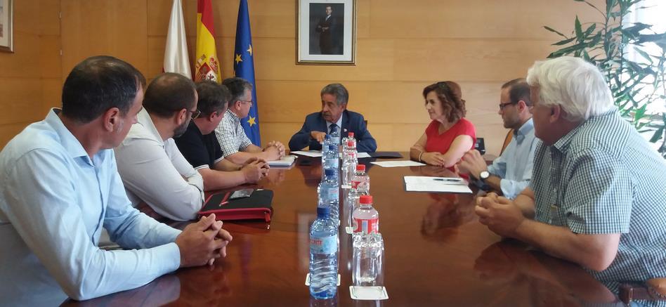 El comité de empresa pide la mediación del Gobierno de Cantabria en el conflicto de Global Special Steel Products