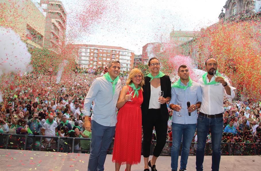 Torrelavega, cada rincón una fiesta hasta el 18 de agosto