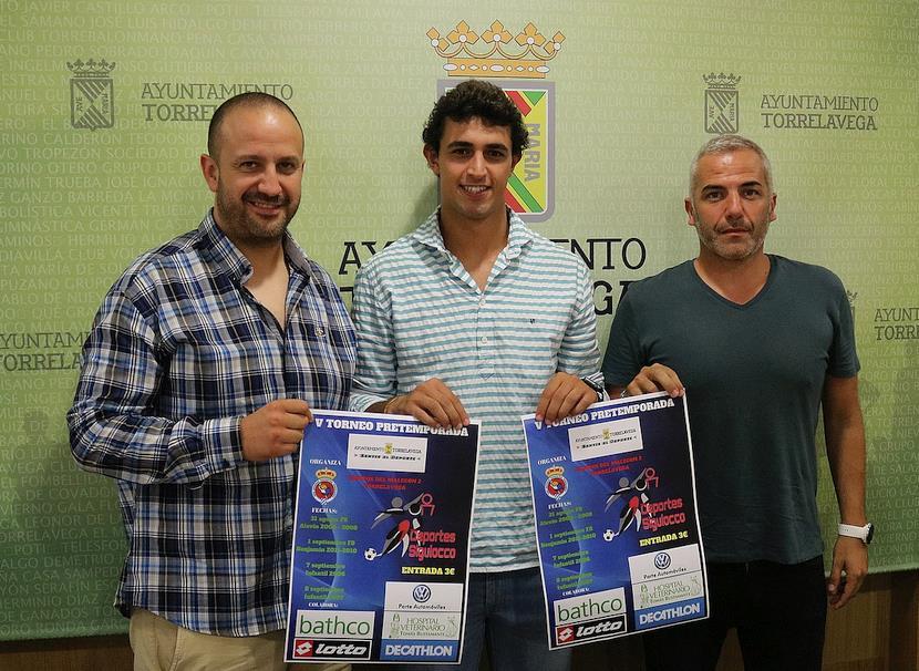 Presentado el V Torneo Pretemporada de la Real Sociedad Gimnástica