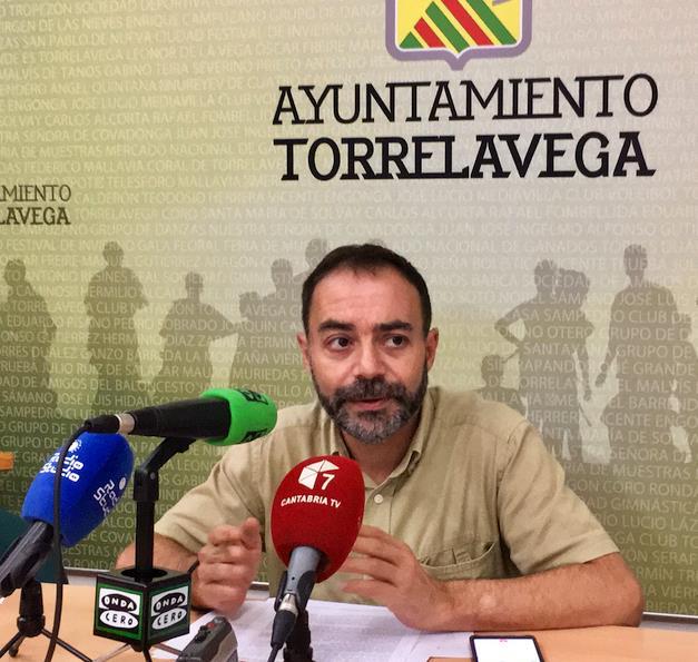 En la imagen el concejal Iván Martínez - ACPT propone destinar 700.000 euros a viviendas de alquiler