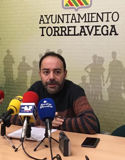 Iván Martínez (ACPT) en una imagen de archivo