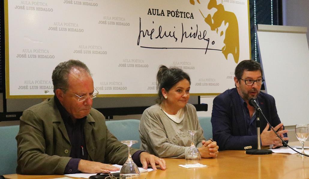 Un libro y una revista, gran colofón de los actos del centenario de José Luis Hidalgo
