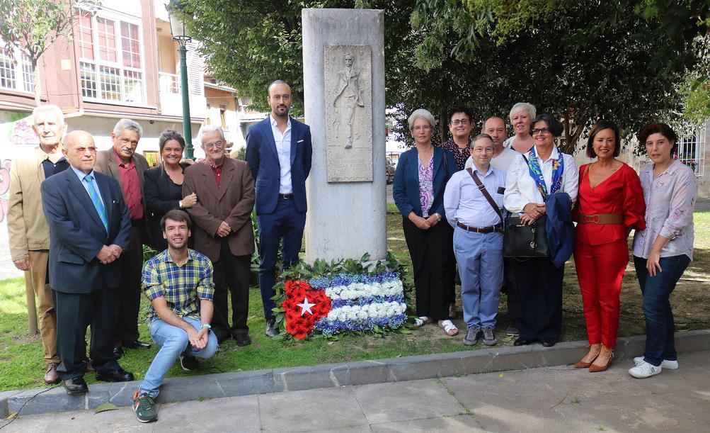 Torrelavega homenajea a José Martí