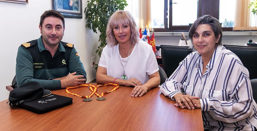 Un Guardia Civil de Polanco, campeón de España individual en Recorridos de Tiro