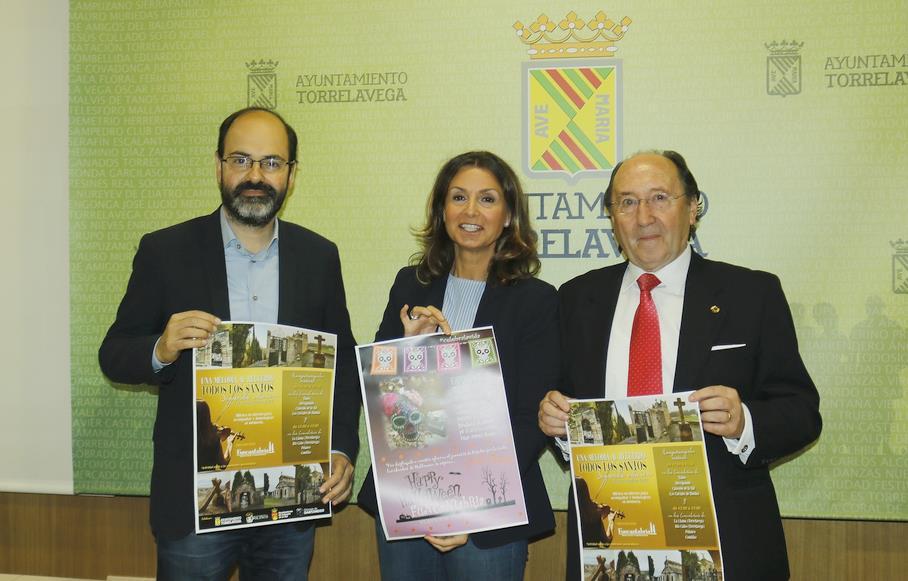 'Una melodía al recuerdo' llevará música a cuatro cementerios de Torrelavega en Todos los Santos