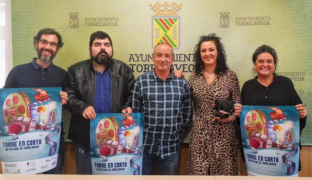 Torre en Corto, XX Festival de Torrelavega, se celebrará del 20 al 24 de noviembre en el TMCE