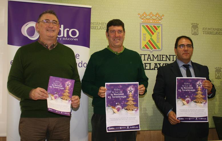 Presentada la 3ª edición del concurso 'La Luz de la Navidad en Torrelavega'