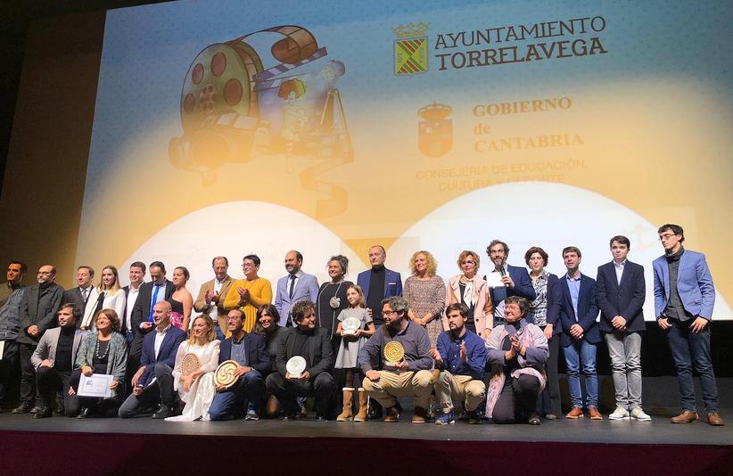 El TMCE acoge la gala de clausura de la XX edición del Festival de Cortometrajes de Torrelavega