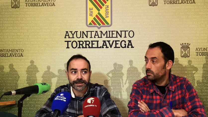 Iván Martínez y Alejandro Pérez (ACPT)