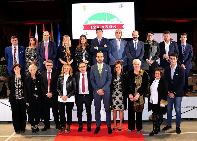 Torrelavega celebra el 125 aniversario de la concesión del título de ciudad