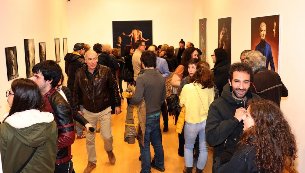 """El CNFOTO acoge la muestra """"The teeth"""", arriesgada propuesta de arte de vanguardia, hasta el 8 de marzo"""