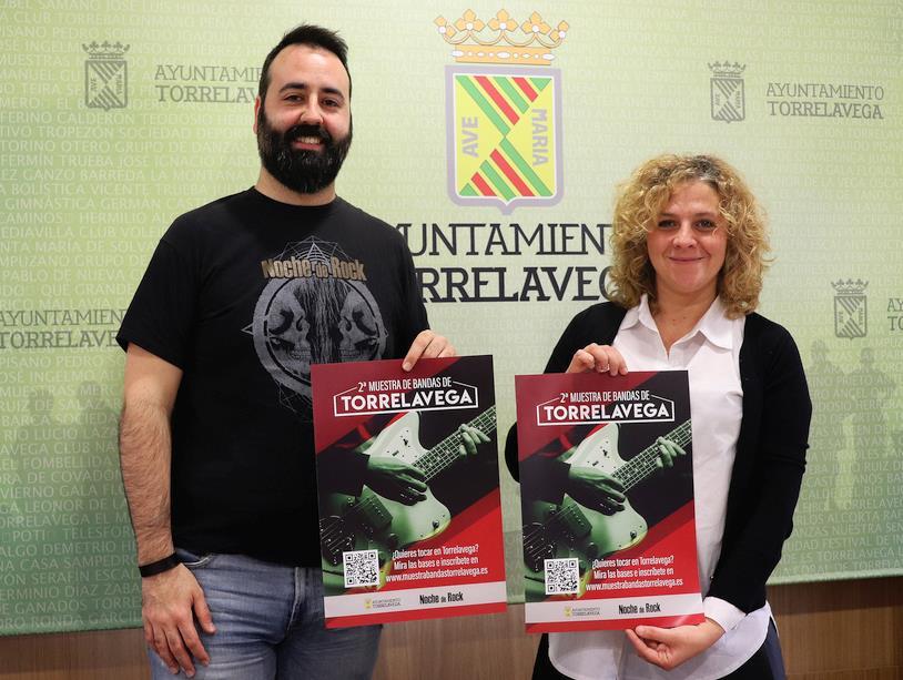 Presentada la segunda Muestra de Bandas de Torrelavega
