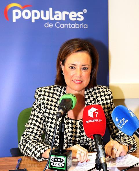 Marta Fernández-Teijeiro - El PP culpa a Pedro Sánchez del cierre de Sniace