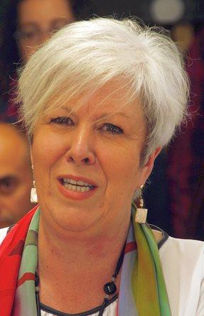 Blanca Rosa Gómez Morante, en una imagen de archivo