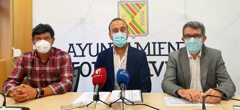 Torrelavega presenta proyectos por valor de 7,3 millones de euros al programa de ayudas del Ministerio de Transporte